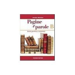 pagine-e-parole---b-testo-poetico-e-teatrale-vol-u