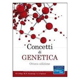 CONCETTI DI GENETICA 8A EDIZ.