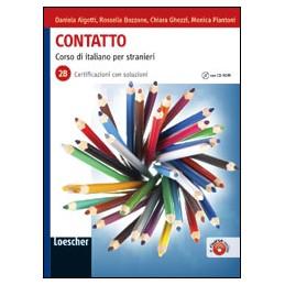 CONTATTO, CERTIFICAZIONI 2B + CD