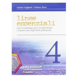linee-essenziali-vol-4-analisi-infinitesimale-calcolo-combinatorio-probabilita-cl-4