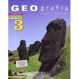 GEOGRAFIA 3   LIBRO MISTO  VOL. 3