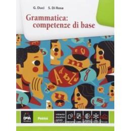 GRAMMATICA:COMPETENZE DI BASE CON EBOOK