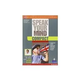SPEAK YOUR MIND COMPACT ED.DIGITALE LIBRO CARTACEO + ITE + DIDASTORE VOL. U