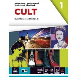 CULT  STARTER + STUDENT`S BOOK & WORKBOOK 1 + EBOOK 1 (ANCHE SU DVD) + EBOOK DI NARRATIVA ROMEO & JU