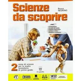 SCIENZE DA SCOPRIRE  2 LAB  VOL. 2