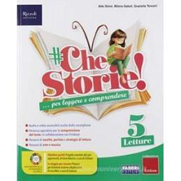 #CHE STORIE! CLASSE 5  SUSSIDIARIO DEI LINGUAGGI VOL. 2