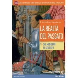 realt-del-passato-volume-1ades-edinterattiva-dal-medioevo-al-seicento
