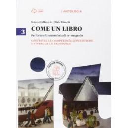 come-un-libro-3-3-costruire-le-competenze-linguistiche-e-vivere-la-cittadinanza--il-quadern-vol-3