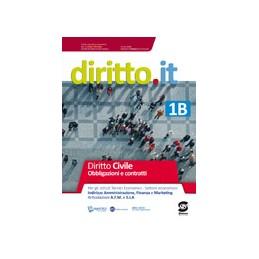 dirittoit-1b--diritto-civile--tomo-ii-per-gli-istituti-tecnici-economici--settore-economico--in