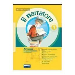 NARRATORE (IL) 1 VERSIONE AULADIGITALE   EDIZIONE MISTA VOLUME 1 + LABORATORI E PROGETTI 1 + LEGGIMI