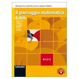PAESAGGIO MATEMATICO GIALLO A + U + J