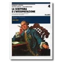 SCRITTURA E L`INTERPRETAZIONE 4 (BLU)