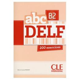 ABC DELF B2 2ED LIVRE+CD