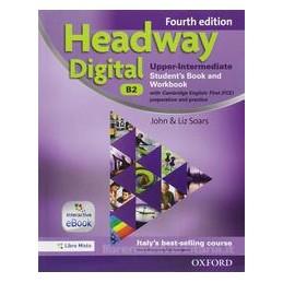 HEADWAY INTERMEDIATE DIGITAL:  4TH U EC+SB&WB+KEY+EBK