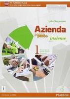 AZIENDA PASSO PASSO INSIEME  VOL.1  + LIBRO AMICO