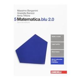 MATEMATICA.BLU 2.0 2ED. - VOLUME 5 (LDM)  VOL. 3