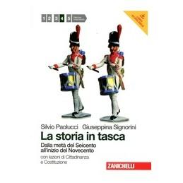 STORIA IN TASCA VOL.4   (LMS ) DALLA METÂ¿ DEL SEICENTO ALL`INIZIO DEL NOVEC
