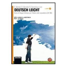 DEUTSCH LEICHT 1 - KURSBUCH + ARBEITSBUCH CON CD MP3 + FUNDGRUBE