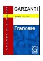 GRANDE DIZIONARIO FRANCESE SENZA CD ROM NUOVA EDIZIONE Vol. U