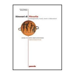 ITINERARI DI FILOSOFIA 3 EDIZIONE LEGGERA  Vol. 3