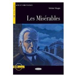 MISERABLES (LES) + CD  Vol. U
