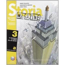 STORIA MAGAZINE IL NOVECENTO E L`INIZIO DEL XXI SECOLO + CD AUDIO Vol. 3