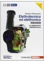 ELETTROTECNICA ED ELETTRONICA VOLUME 3 CON CD-ROM CON EBOOK LMS