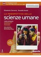 PROSPETTIVA DELLE SCIENZE UMANE (LA) PER IL SECONDO BIENNIO LSU  VOL. 1