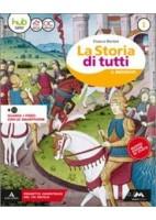 STORIA DI TUTTI (LA) VOLUME 1 + ME BOOK Vol. 1