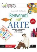 BENVENUTI NELL`ARTE VOLUME A + VOLUME B + STRUMENTI + ALBUM +ME BOOK VOL. U