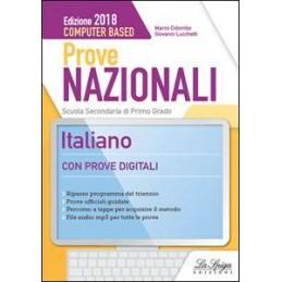 ITALIANO PROVE NAZIONALI CLASSE 3  Vol. U