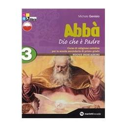 ABBA-DIO-CHE-PADRE-VOLUME--FASCICOLO-VERIFICHE--LIBRO-DIGITALE-VOL