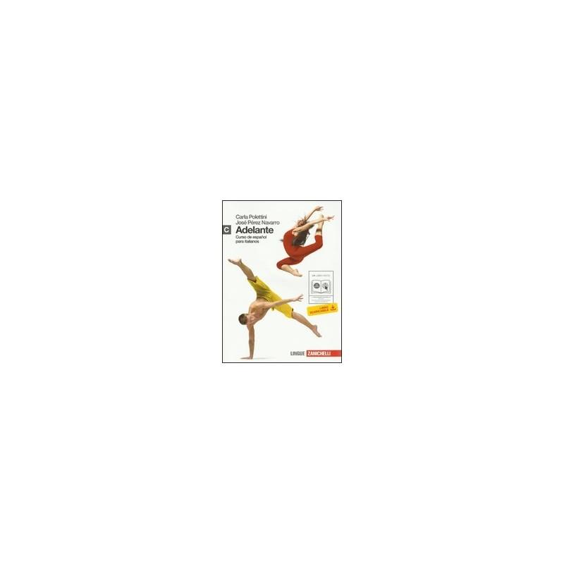ADELANTE-LMS-LIBRO-MISTO-SCARICABILE-CURSO-ESPANOL-PARA-ITALIANOS-VOLUME-CON-AUDIO--P