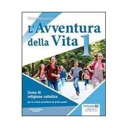 AVVENTURA-DELLA-VITA-VOLUME-UNICO--ROM-VOLUME-Vol