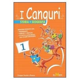 CANGURI-STORIAGEOGRAFIA