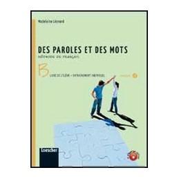 DES-PAROLES-DES-MOTS-LIVRE-LELEVE-ENTRANEMENT-INDIVIDUEL-CD-MP3-VOL