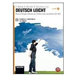 DEUTSCH-LEICHT-VOLUME-KB-AB-CON-AUDIO-MP3