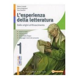 ESPERIENZA-DELLA-LETTERATURA-VOL1EBOOK-STUDIARE-CON-SUCCESSOINVALSI-COMMEDIA-DALLE-ORIGINI