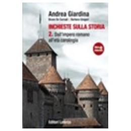INCHIESTE-SULLA-STORIA-VOLUME-DALLIMPERO-ROMANO-ALLETA-CAROLINGIA-VOL