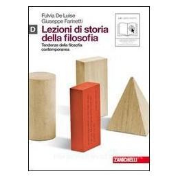 LEZIONI-STORIA-DELLA-FILOSOFIA-VOLUME----LIBRO-MISTO-TENDENZE-DELLA-FILOSOFIA-CONTEMPORA