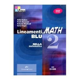 LINEAMENTIMATH-BLU-VOLUME--ROM-VOL