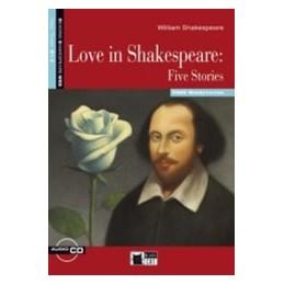 LOVE-SHAKESPEARE-FIVE-STORIES-BOOK-CD-Vol