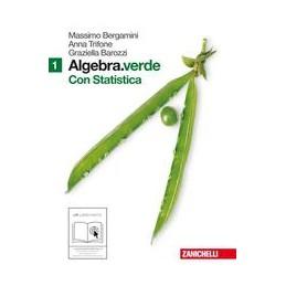 ALGEBRAVERDE-CON-STATISTICA-LIBRO-MISTO-VOL