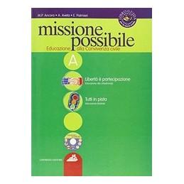 MISSIONE-POSSIBILE--TRE-TOMI-INDIVISIBILE-EDUCAZIONE-VIVERE-CIVILE-Vol