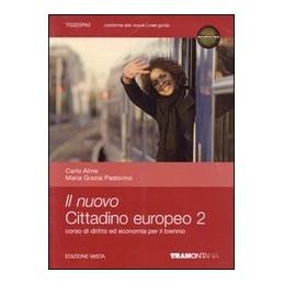 NUOVO-CITTADINO-EUROPEO-VOLUME-EDIZIONE-MISTA--ESPANSIONE-WEB-VOL