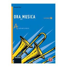 ORA-MUSICA-ASCOLTARE-MUSICA-B-PRATICA-VOCALE-STRUMENTALE-CD-ROM-MP3-VOL