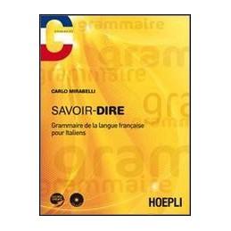 SAVOIR-DIRE-GRAMMAIRE-LA-LANGUE-FRANCAISE-POUR-ITALIENS-VOL