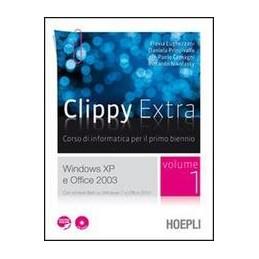 CLIPPY-EXTRA-VOLUME-UNICO-2CD