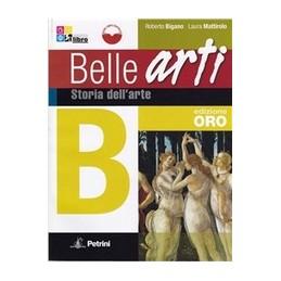 BELLE-ARTI-EDIZIONE-ORO-VOLUME--STORIA-DELLARTE--LIBRO-DIGITALE-Vol