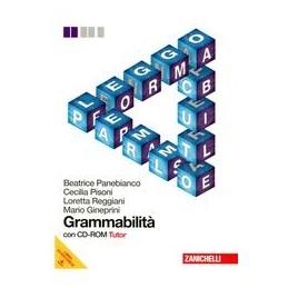 GRAMMABILIT-MULTIMEDIALE-CON-ROM-LMM-LIBRO-MISTO-MULTIMEDIALE-VOL